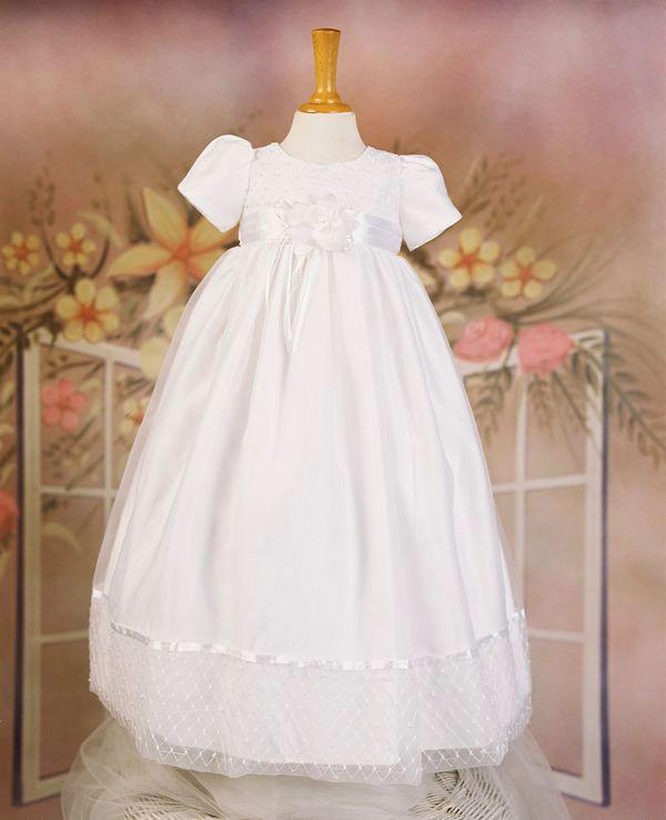 91367fe4850b8 Comment habiller bébé pour un baptême