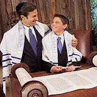 Bapteme-juif-ceremonie