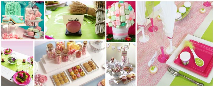 Decoration Salle Theme Gourmandise