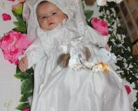 Tenue de baptême d'Hannah