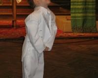Tenue de baptême garçon