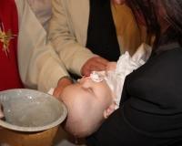 Baptême catholique d'Hannah