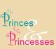 logo prince princesse